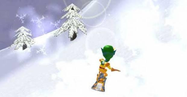 Birbirinden eğlenceli kış oyunları - Page 2