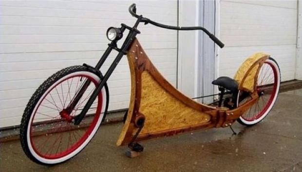 Birbirinden farklı tasarımlara sahip ahşap bisikletler - Page 1