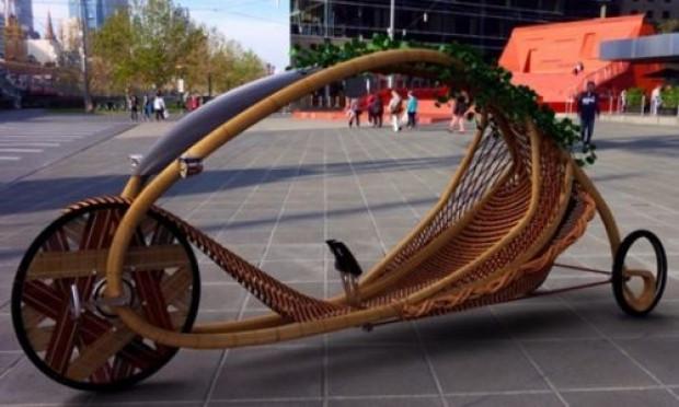 Birbirinden farklı tasarımlara sahip ahşap bisikletler - Page 4