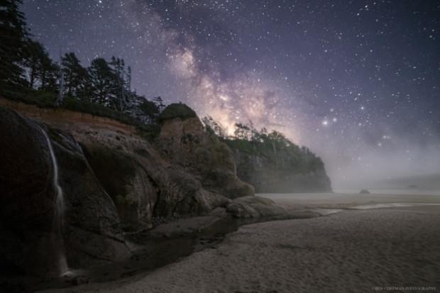 Birbirinden güzel fotoğraflarla samanyolu galaksisi - Page 4
