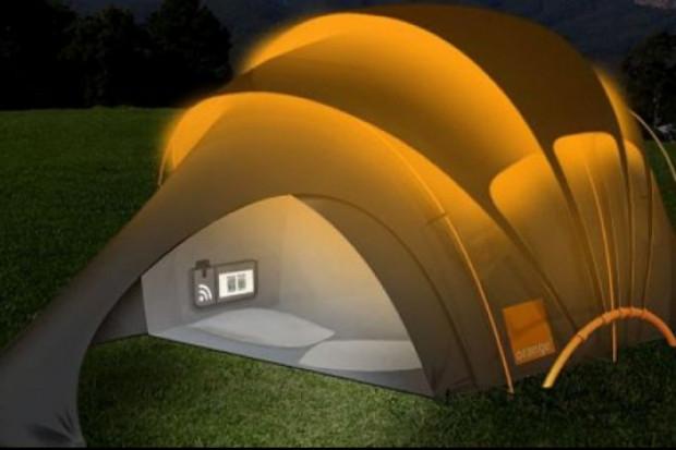 Birbirinden ilginç çadır modelleri - Page 1