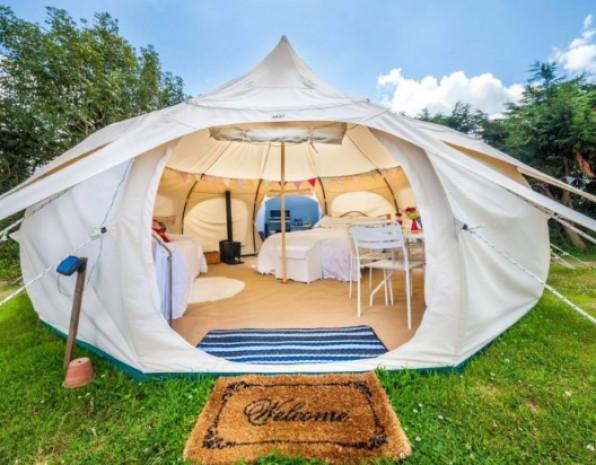 Birbirinden ilginç çadır modelleri - Page 4