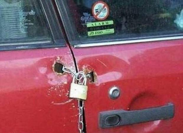 Birbirinden ilginç ve komik akla zarar otomobil çözümleri - Page 1