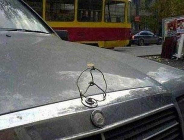 Birbirinden ilginç ve komik akla zarar otomobil çözümleri - Page 3