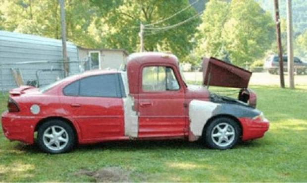 Birbirinden ilginç ve komik akla zarar otomobil çözümleri - Page 4