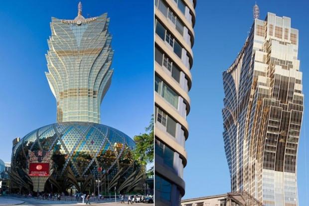 Birbirinden zevksiz yapılmış binalar - Page 1