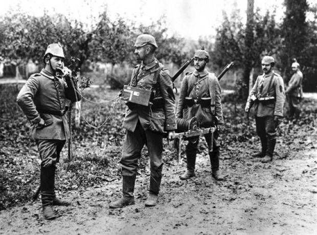 Birinci Dünya Savaşı teknolojileri - Page 2