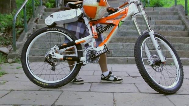 Bisikletinizi motosiklete çevirin - Page 1