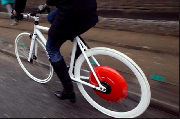 Bisikletlere son teknoloji Kopenhag tekeri! - Page 1