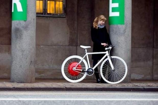 Bisikletlere son teknoloji Kopenhag tekeri! - Page 2