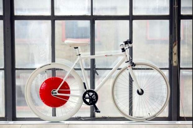 Bisikletlere son teknoloji Kopenhag tekeri! - Page 3