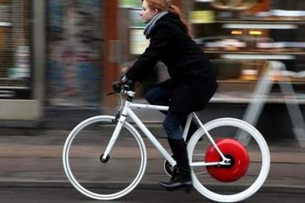 Bisikletlere son teknoloji Kopenhag tekeri! - Page 4