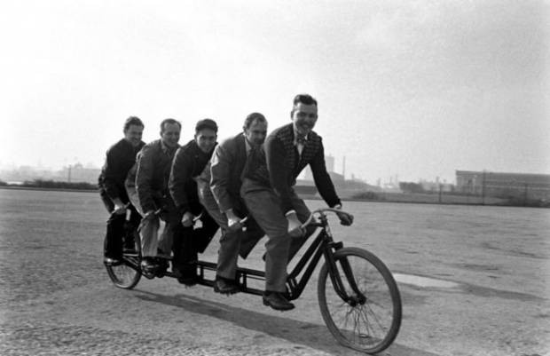 Bisikletlerin ilk hali - Page 1