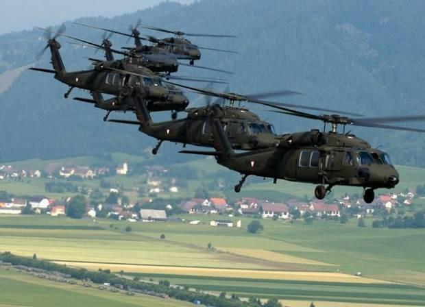 Black Hawk artık Türkiye'de üretilecek - Page 1