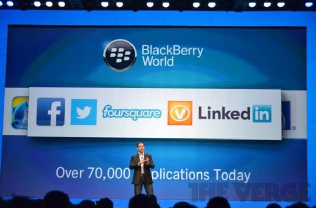 BlackBerry 10, geniş bir uygulama yelpazesiyle kullanıcıların karşısına çıkacak - Page 2