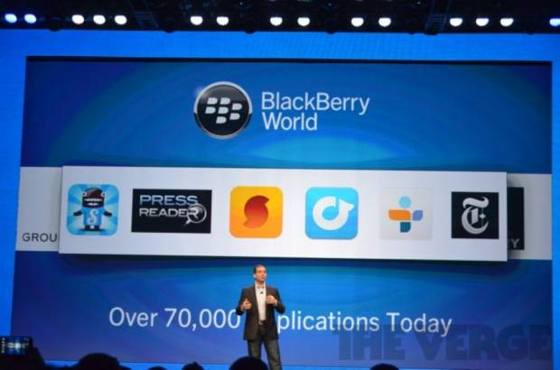 BlackBerry 10, geniş bir uygulama yelpazesiyle kullanıcıların karşısına çıkacak - Page 4