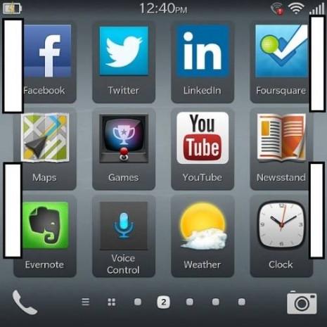 BlackBerry 10 işletim sisteminin 10.2 versiyonunun fotoğrafları - Page 4