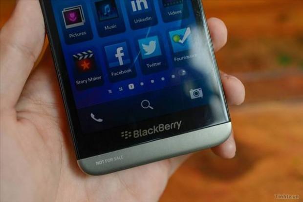 BlackBerry A10'un fotoğrafları - Page 2