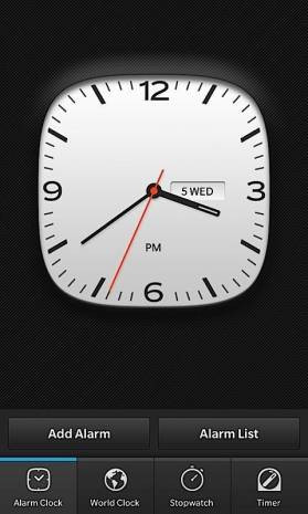 BlackBerry OS 10.2 ekran görüntüleri - Page 2