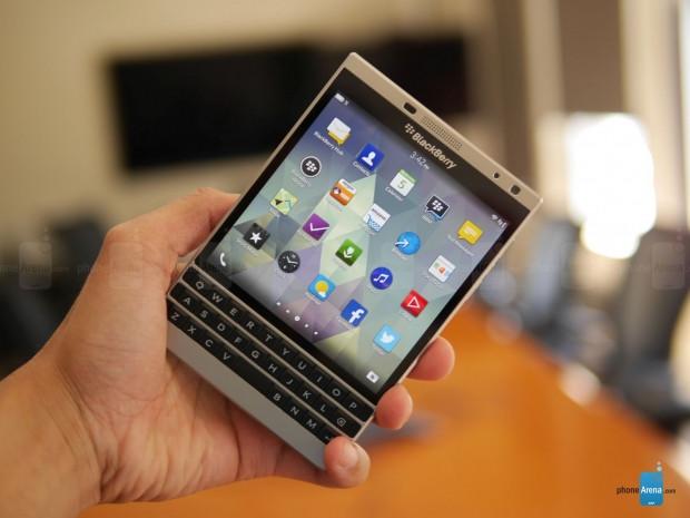 BlackBerry Pasaport Silver Edition ve özellikleri - Page 2