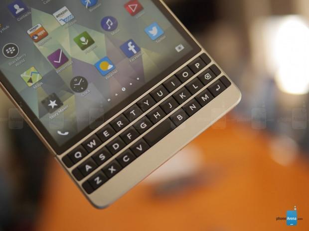 BlackBerry Pasaport Silver Edition ve özellikleri - Page 4