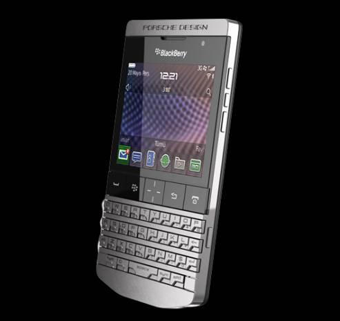 Blackberry Porsche Design Türkiye'de - Page 2