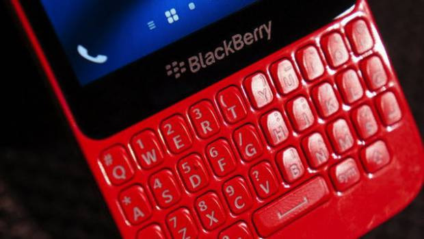 BlackBerry Q5 fotoğrafları - Page 1