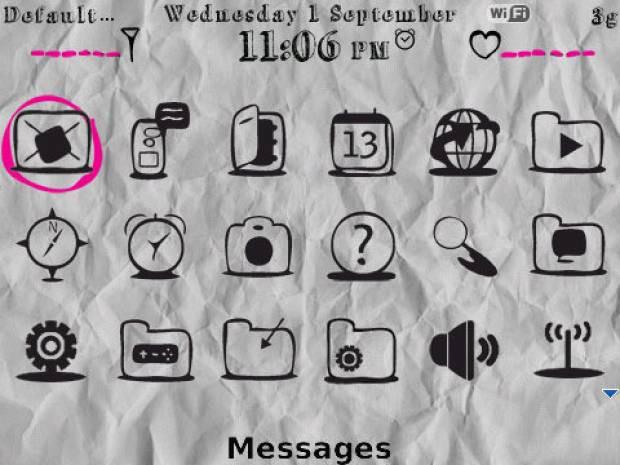 Blackberry uygulamaları - Page 3