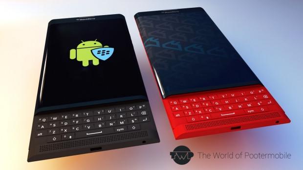 BlackBerry Venice renk seçenekleri - Page 1