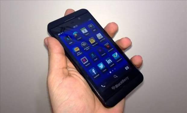 Blackberry Z10 ayrıntılı inceleme - Page 3