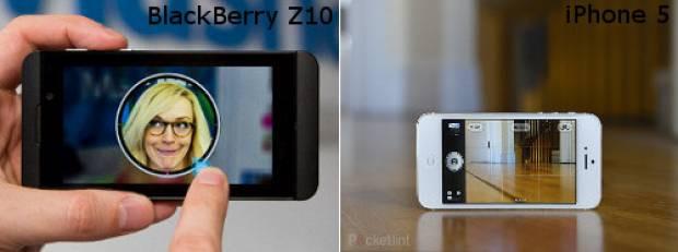 BlackBerry Z10'un yapıp, iPhone'un yapamadıkları - Page 1