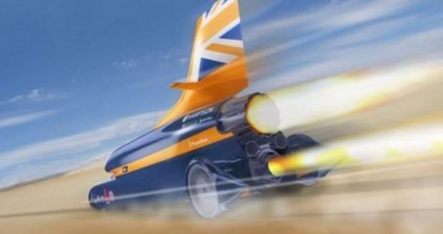 Bloodhound, dünyanın en hızlısı O! - Page 2
