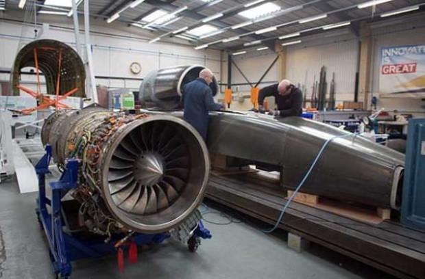 """Bloodhound"" Eurofighter motoruyla rekor kıracak - Page 1"