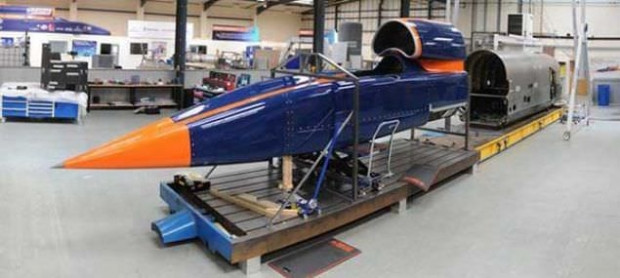 """Bloodhound"" Eurofighter motoruyla rekor kıracak - Page 2"