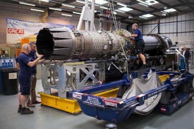 """Bloodhound"" Eurofighter motoruyla rekor kıracak - Page 4"