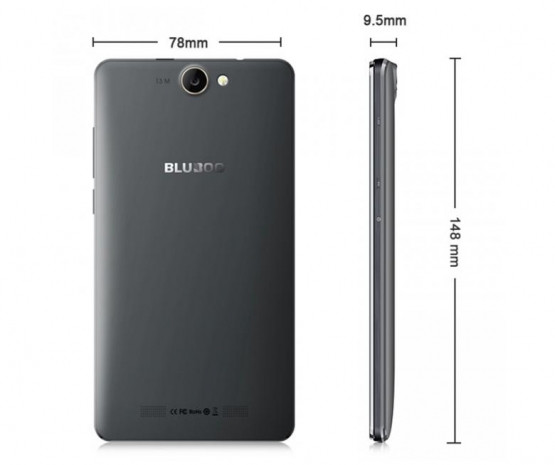 Bluboo X550, 5300 mAh pil ile bir ilk olacak - Page 4