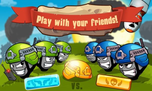 Bluetooth Üzerinden Arkadaşlarınız ile Oynayabileceğiniz Eğlenceli 5 Mobil Oyun - Page 2