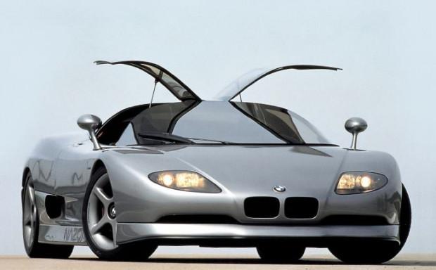 BMW'nin 100 yıla sığdırdığı muhteşem konseptler - Page 1