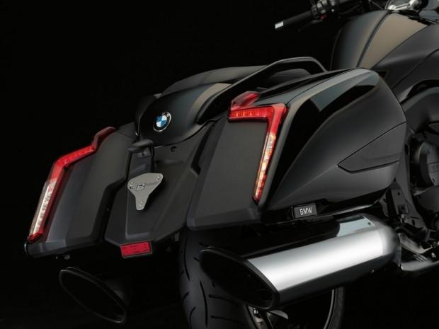BMW 101 K 1600 B bagger konsepti göz dolduruyor - Page 4