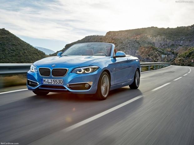 İşte karşınızda BMW 2 Serisi Cabrio 2018 - Page 1