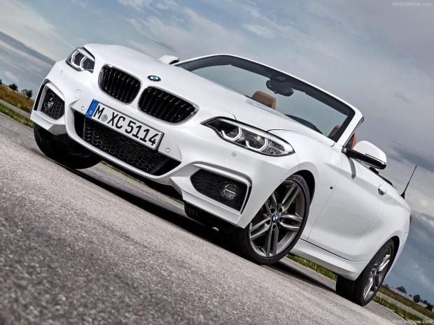 İşte karşınızda BMW 2 Serisi Cabrio 2018 - Page 4