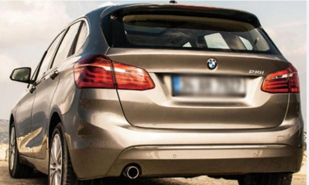 BMW, 218i Active Tourer satışta - Page 1
