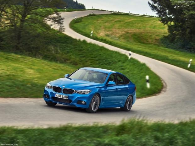 BMW 3-Serisi Gran Turismo 2017 - Page 1