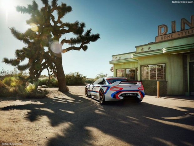 BMW 3.0 CSL Hommage R Concept (2015) - Page 1