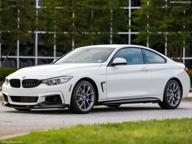 BMW 435i Coupe ZHP 2016 - Page 1