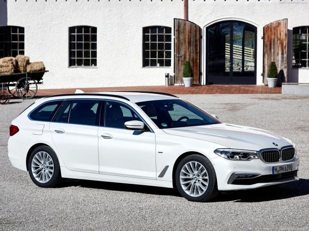 BMW 5 Serisi Touring 2018 - Page 3