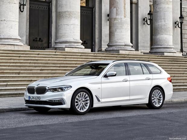 BMW 5 Serisi Touring 2018 - Page 4