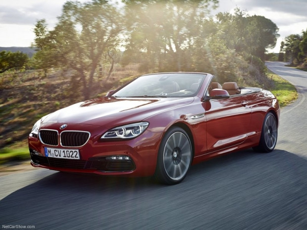 BMW 6-Serisi Cabrio - Page 1