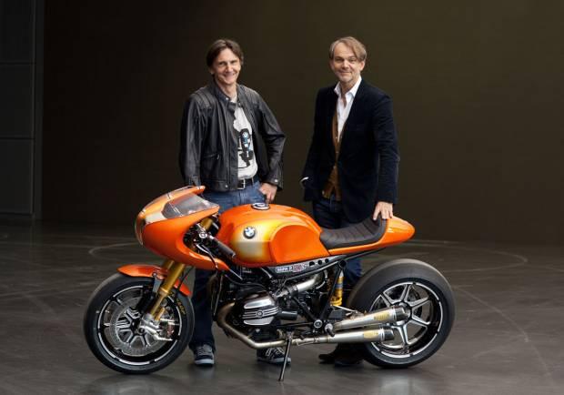 BMW 90 Motosiklet konsepti harika! - Page 4