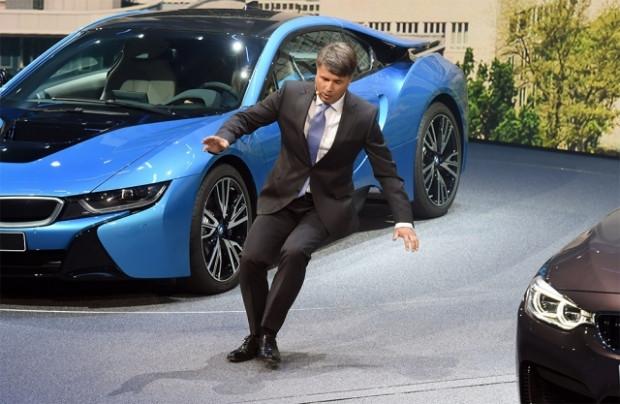 BMW CEO'sunun zor anları - Page 1